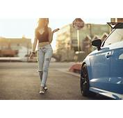 Check Out This Gorgeous Riviera Blue Audi S3 With
