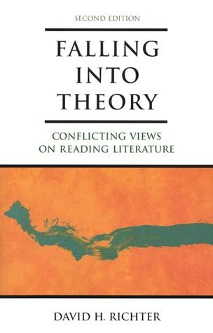 falling into books falling into theory conflicting views on reading