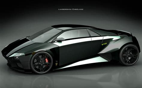 Lamborghini Embolado Student Industrial Design And Italy On