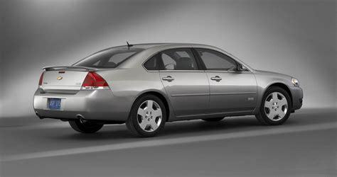 2007 chevy impala ss horsepower 2007 chevrolet impala ss review top speed
