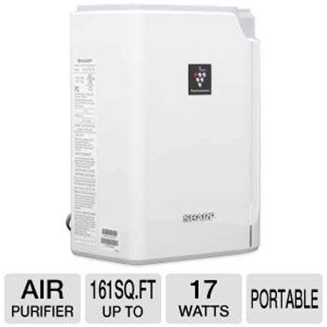 Air Purifier Sharp Ion sharp air purifier effective up to 161 sq ft rooms 17
