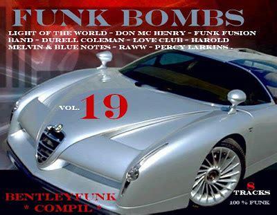 Bentley Funk Bentleyfunk Funk Bombs Vol 20 V I P De Luxe Summer