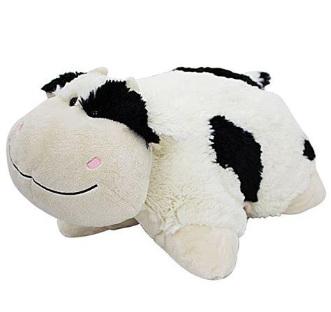 cow pillows cow pillow pet it so fluffy animal pillows