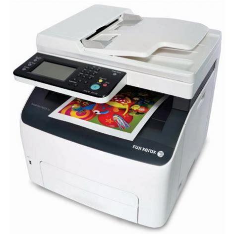 Fuji Xerox Docuprint Cm225 fuji xerox docuprint cm225 fw wireless colour
