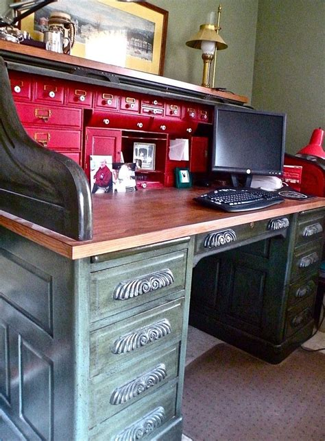 Roll Top Desk Redo by 17 Best Images About Rolltop Desk Makeover On