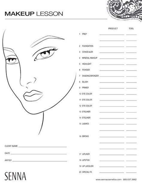 25 Unique Face Template Ideas On Pinterest Feelings Activities Body Parts For Kids And Parts Makeup Chart Template