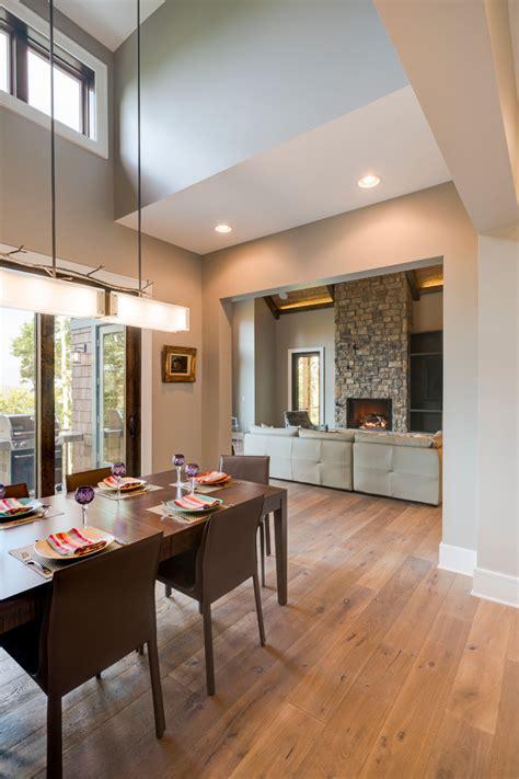 custom modern craftsman craftsman dining room