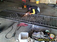 Bengkel Las Listrik Menara Logam Yogyakarta