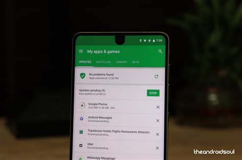 Play Store Will Not Open On My Phone How To Fix Pending Status On Play Store