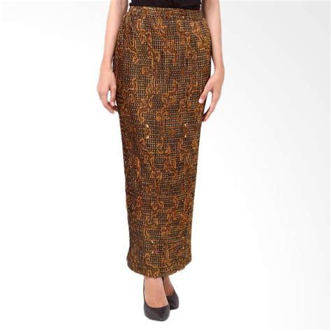 Harga Rok Panjang Batik by Harga Batik Distro R1202 Lipit Jarik Rok Wanita Panjang