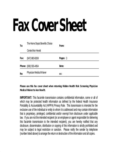 example fax cover sheet bio resume samples