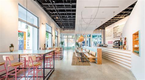 coffee shop design district miami otl brings bright delicious cuisine to the neighborhood