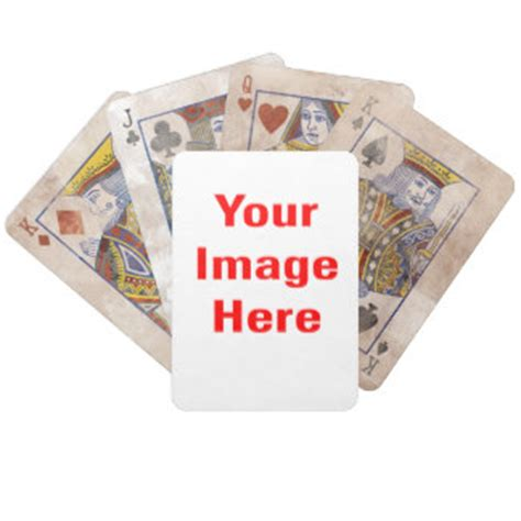 how to make your own card deck create your own cards create your own deck of