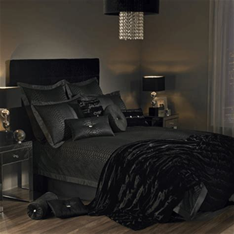 black bedroom decor black bedding sets for romantic bedroom decor