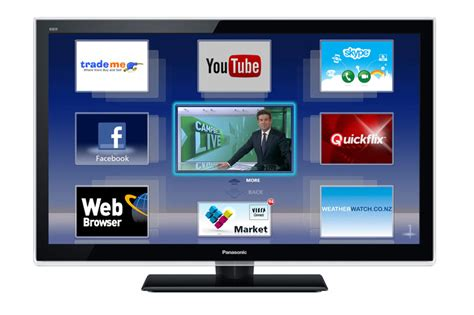 Tv Panasonic Smart Viera panasonic smart viera televisores inteligentes