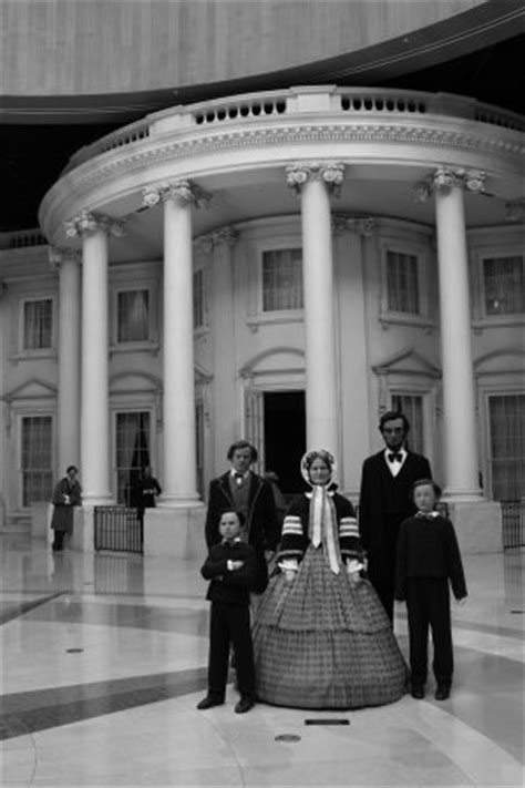 white house biography abraham lincoln lincolns at white house foto de museu e biblioteca