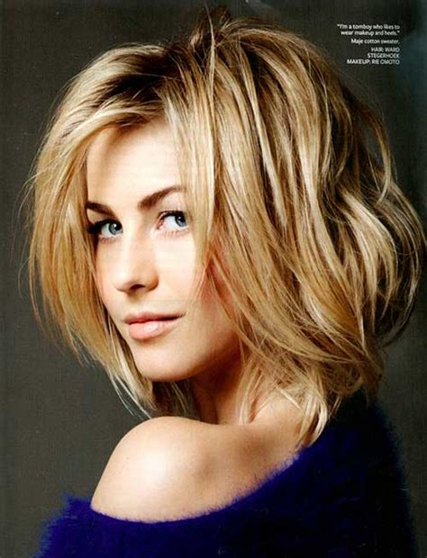 juliannehough curly bob 15 best julianne hough bob haircuts crazyforus