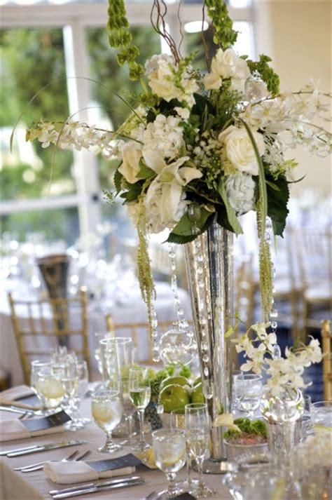 Trumpet Vase Wedding Centerpieces by Beautiful Trumpet Vase Centerpiece Wedding 2014