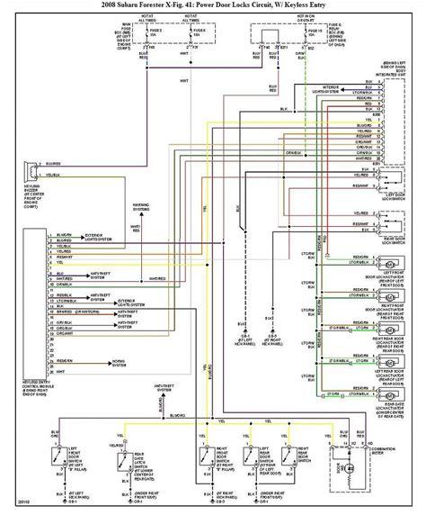 wiring diagram subaru outback 2005 free wiring