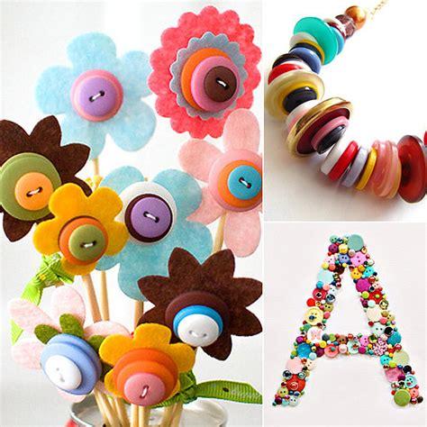 button craft ideas popsugar