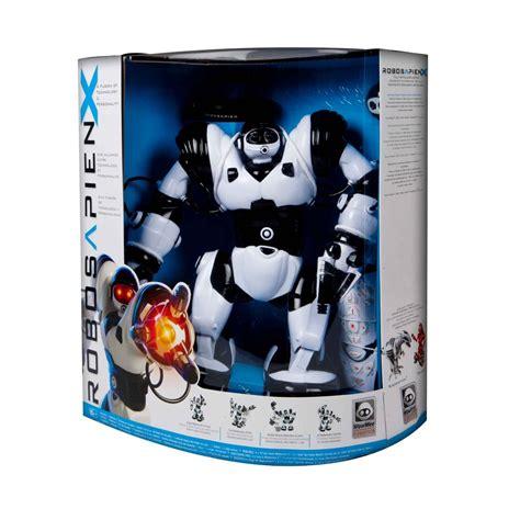 Wowwee Robosapien X Robot Kit wowwee robosapien humanoid robot with remote