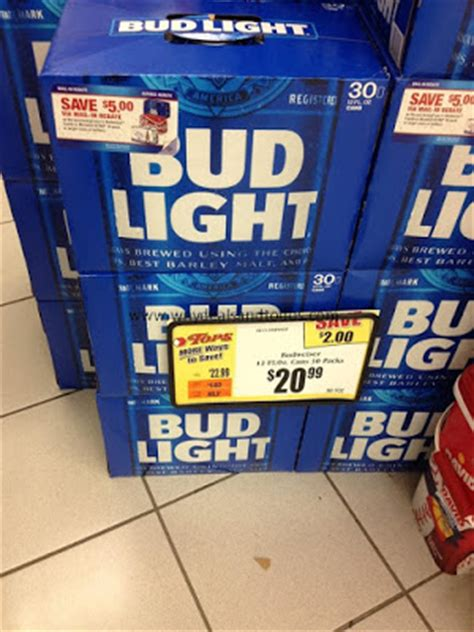 36 pack of bud light wny deals and to dos budweiser or bud light deal