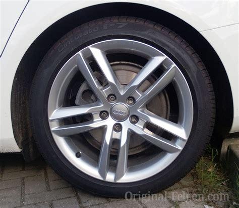 Vw Audi Felgen by Audi Vw Original Felge 8k0 601 025 Ap 5 Design