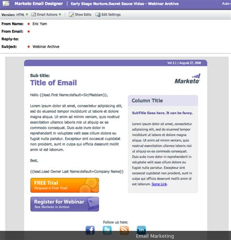 pardot email templates marketo vs eloqua vs pardot a review
