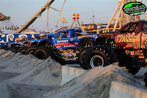 truck in wildwood nj themonsterblog com we trucks
