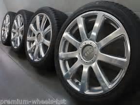 20 inch summer wheels original audi a8 s8 4e normal tyre