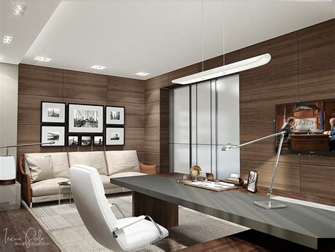 modern home office super luxurious apartment in kiev ukraine