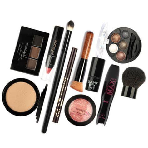 Makeup Makeover Satu Set make up shevault deluxe shevault deluxe 11 makeup set doll mascara sugarbox ubub