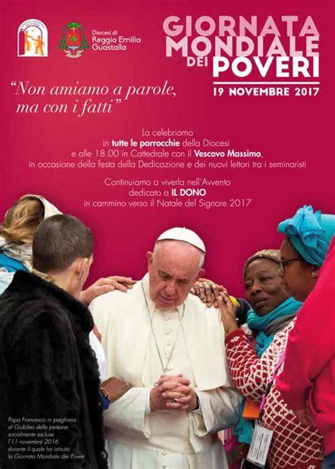la dei poveri la diocesi celebra la giornata mondiale dei poveri
