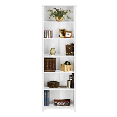 home depot white bookcase home decorators collection oxford white open bookcase