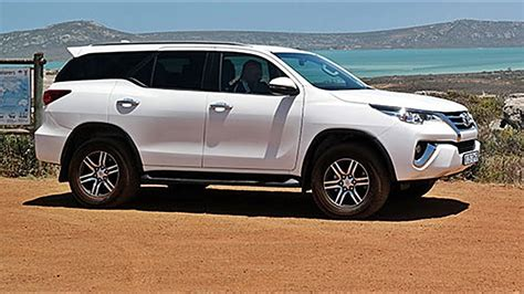 2019 Toyota Fortuner by Toyota Fortuner 2019