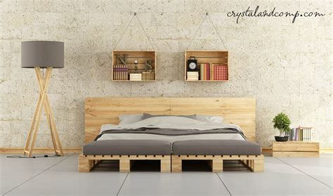 Pallet Bed Frame For Sale Bed Frames Pallet Bed Frame Pallet Bed With Crate Storage Pallet Bed Frame