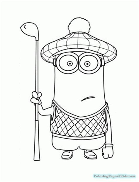 baby minions coloring pages coloring pages of minions baby kevin coloring pages for