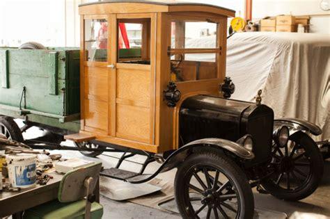 1917 Ford Model Tt Truck