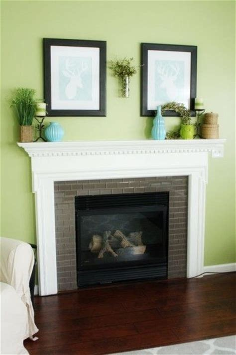 chocolate glass subway tile glass tile fireplace green paint colors and tiled fireplace