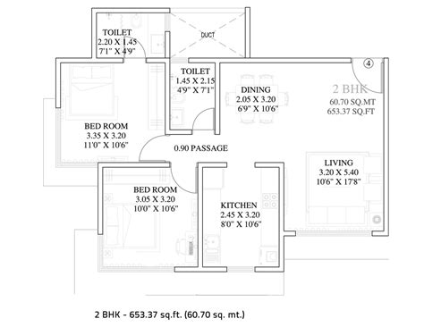 60 sq mtr to sq ft 100 60 sq mtr to sq ft 4 bedroom terraced house for