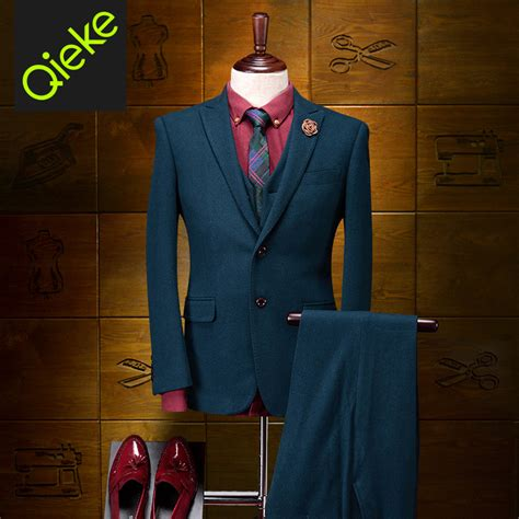 Hoodie Homecoming Anggita Fashion 2017brand clothing 95 wool formal wedding suits green tuxedo dress suits prom