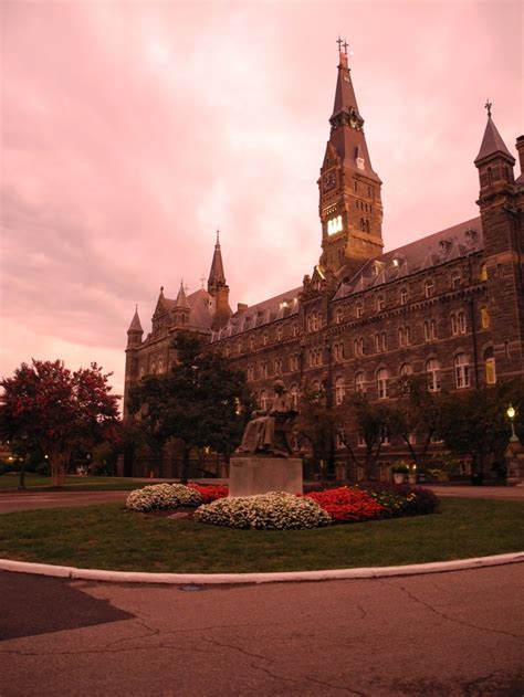 Georgetown Mba Scholarships by Study In Washington Dc Top Universities Autos Post
