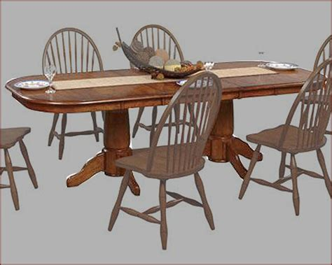 Winners Only Dining Table Winners Only Pedestal Dining Table Vintage In Oak Wo Dv14296