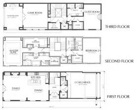 town house floor plan 232 luxury 4 plex floor plans with regard to townhouse