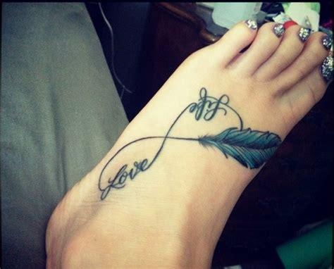 tattoo name kiran 45 amazing infinity wonderful feather tattoos golfian com
