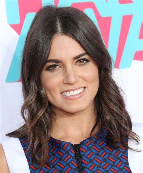 nikki reed with dyed hair nikki reed in arrivals at the halo awards in hollywood