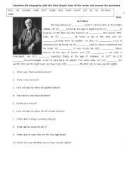 agatha christie biography text maze english worksheets simple past worksheets page 698