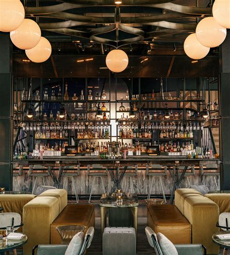 bar interior design ideas  lavish projects  studio munge