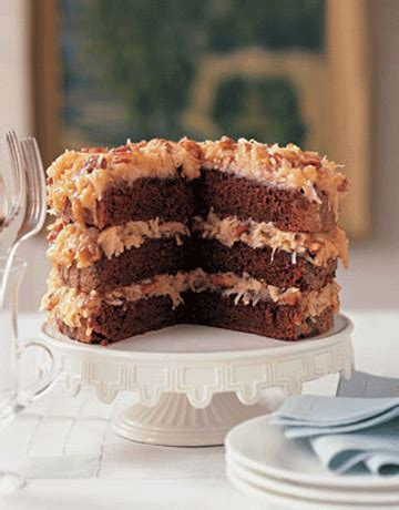 baker s german chocolate cake frosting recipe