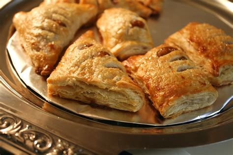 apple turnover apple walnut gorgonzola turnovers recipe dishmaps